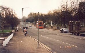 Corkerhill Road, Glasgow 1996